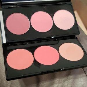 2 smashbox blush palettes